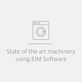 Sustainability Page Machinery icon