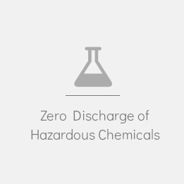 ZERO DISCHARGE OF CHEMICALS